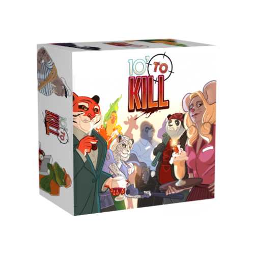 10 to Kill [Damaged]