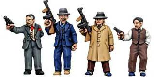1920s Gangsters: Frankies Fingermen