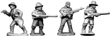 28mm Modern: Dinosaur Hunters