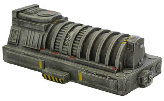 28mm Sci-Fi Terrain: Reactor Core