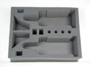Battlefoam: WH40K: Imperial Guard: Tray: 2 Valkyrie