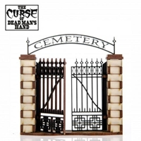 4Ground Miniatures: 28mm The Curse Of Dead Mans Hand: Cemetery Entrance