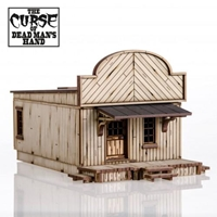 4Ground Miniatures: 28mm The Curse Of Dead Mans Hand: Cursed House #5