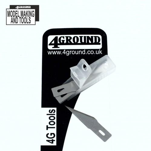 4Ground Miniatures: No. 2 Blades