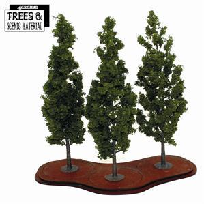 4Ground Miniatures: Trees & Scenic Material: Mature Poplars (3)