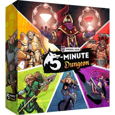 5 Minute Dungeon [Damaged]