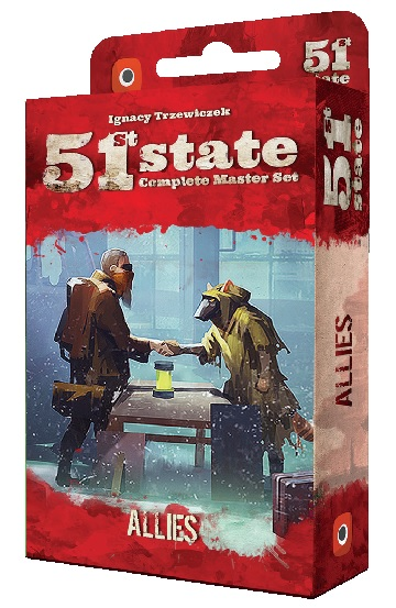 51st State: Allies [Damaged]