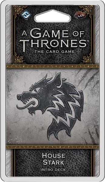 A Game of Thrones Card Game (2nd Edition): House Stark Intro Deck