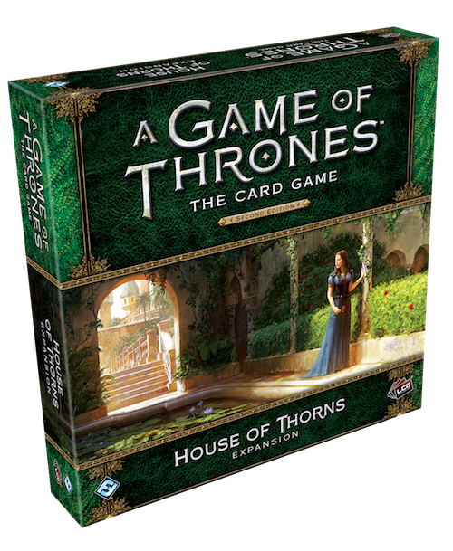 A Game of Thrones Card Game (2nd Edition): House of Thorns