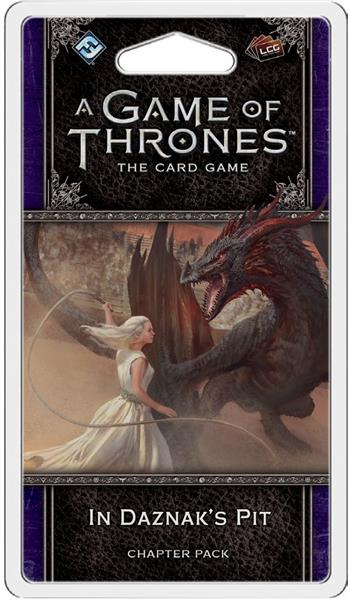 A Game of Thrones Card Game (2nd Edition): In Daznaks Pit Chapter Pack