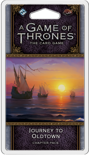 A Game of Thrones Card Game (2nd Edition): Journey to Oldtown