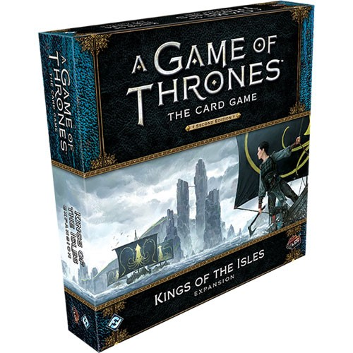 A Game of Thrones Card Game (2nd Edition): King of the Isle