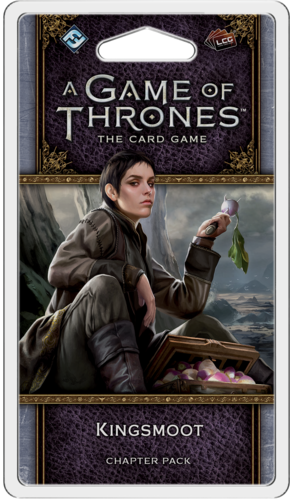 A Game of Thrones Card Game (2nd Edition): Kingsmoot