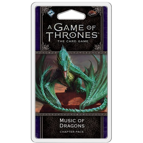 A Game of Thrones Card Game (2nd Edition): Music of Dragons Chapter Pack