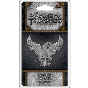 A Game of Thrones Card Game (2nd Edition): Nights Watch Intro Deck