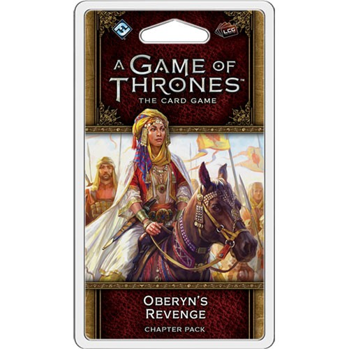 A Game of Thrones Card Game (2nd Edition): Oberyns Revenge