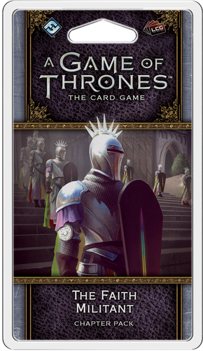 A Game of Thrones Card Game (2nd Edition): The Faith Militant