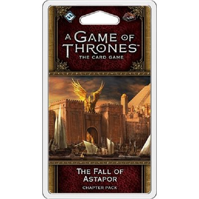 A Game of Thrones Card Game (2nd Edition): The Fall of Astapor