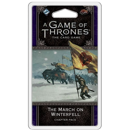 A Game of Thrones Card Game (2nd Edition): The March on Winterfell Chapter Pack