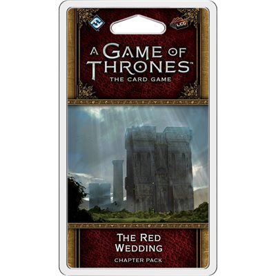 A Game of Thrones Card Game (2nd Edition): the Red Wedding