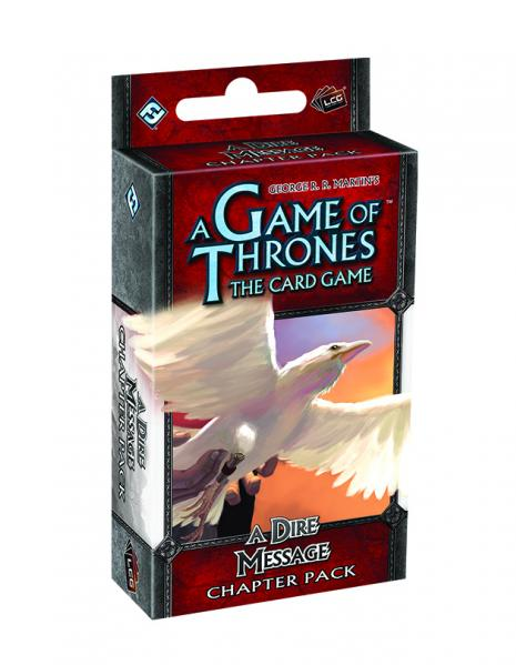 A Game of Thrones LCG: A Dire Message