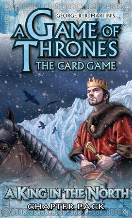 A Game of Thrones LCG: A King in the North (Revised) [SALE]