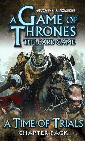 A Game of Thrones LCG: A Time of Trials (Revised) [SALE]