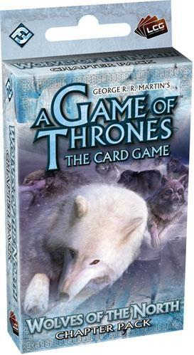 A Game of Thrones LCG: Wolves of the North (Revised) (SALE)