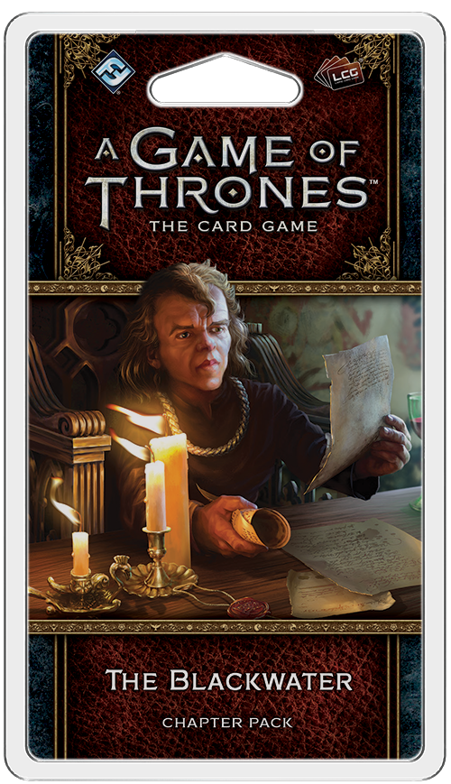 A Game of Thrones The Card Game (2nd Edition): The Blackwater