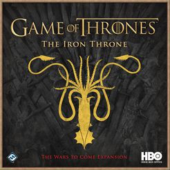 A Game of Thrones - The Iron Throne: The Wars To Come