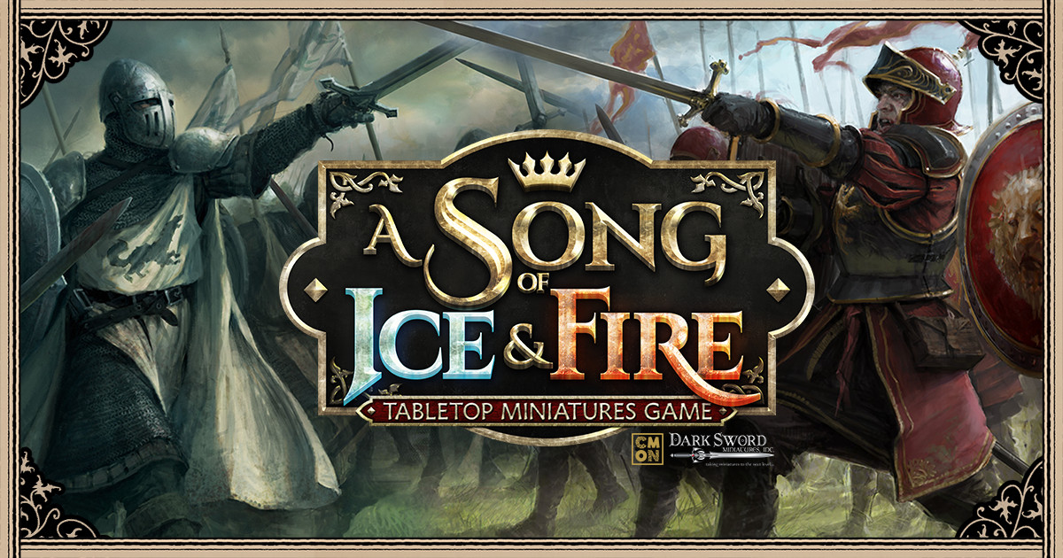 A Song of Ice & Fire: Neutral - Stormcrow Mercenaries
