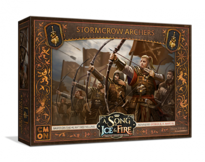 A Song of Ice & Fire: Neutral - Stormcrow Archers