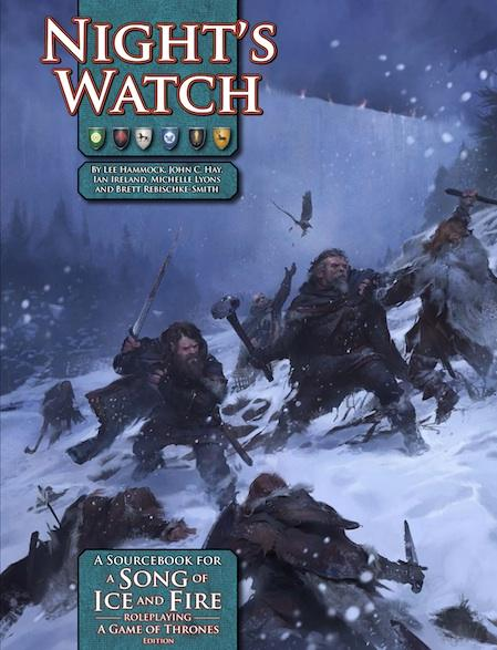 A Song of Ice and Fire: Sourcebook Nights Watch