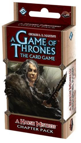 A Game of Thrones LCG: A Harsh Mistress [SALE]