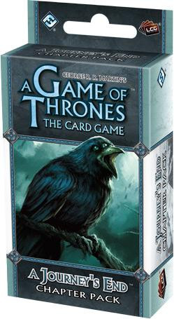 A Game of Thrones LCG: A Journeys End [SALE]