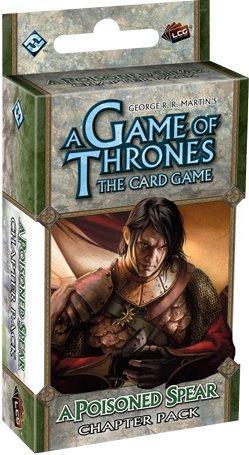 A Game of Thrones LCG: A Poisoned Spear [SALE]