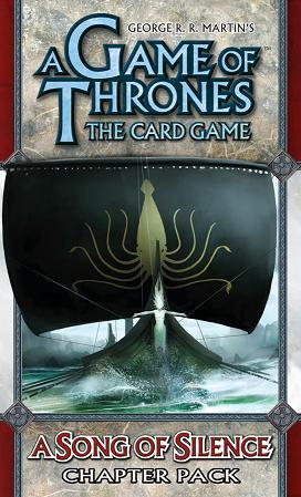 A Game of Thrones LCG: A Song of Silence [SALE]