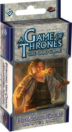 A Game of Thrones LCG: Forging the Chain [SALE]