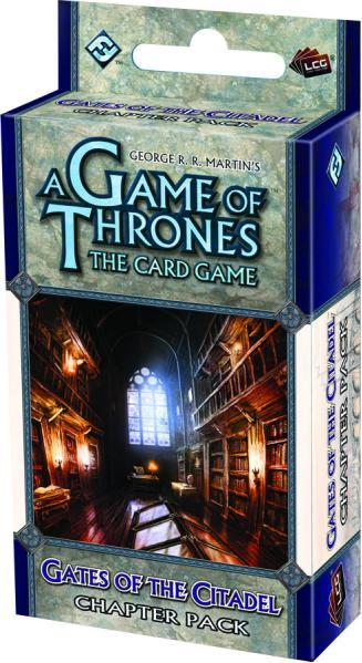 A Game of Thrones LCG: Gates of the Citadel [SALE]