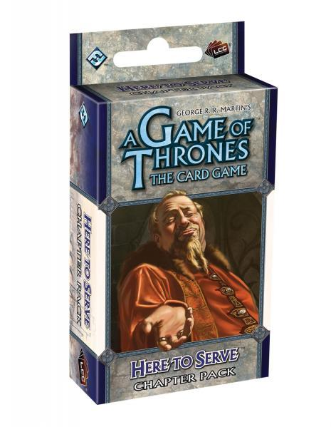 A Game of Thrones LCG: Here to Serve (SALE)