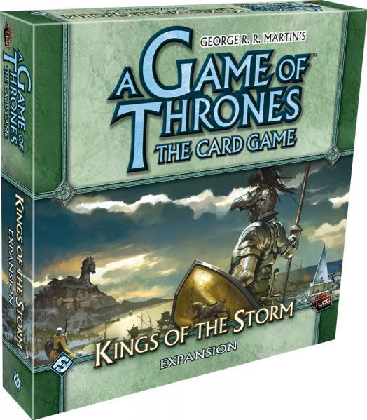 A Game of Thrones LCG: Kings of the Storm [SALE]