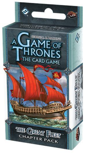 A Game of Thrones LCG: The Great Fleet [SALE]