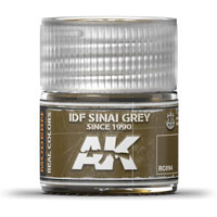 AK-Interactive Real Colors RC094: IDF Sinai Grey