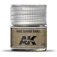 AK-Interactive Real Colors RC097: UAE Sand Dull