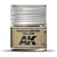 AK-Interactive Real Colors RC099: Russian Greyish Yellow