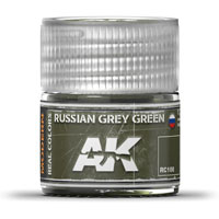 AK-Interactive Real Colors RC100: Russian Grey Green