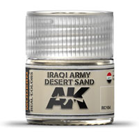 AK-Interactive Real Colors RC104: Iraqi Army Desert Sand