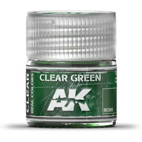 AK-Interactive Real Colors RC505: Clear Green