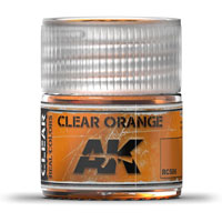 AK-Interactive Real Colors RC506: Clear Orange