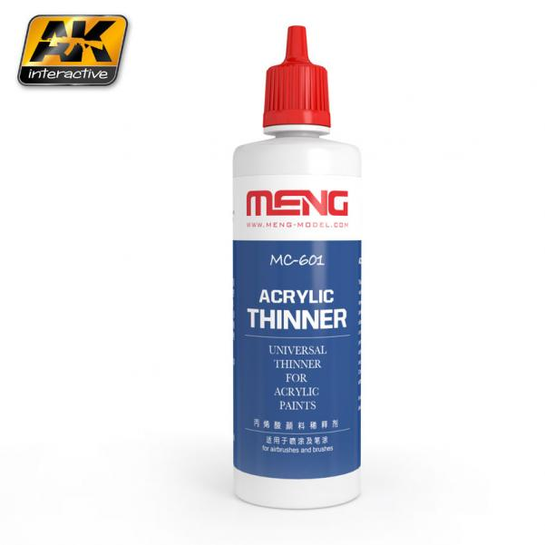 AK-Interactive Technical: MENG Acrylic Thinner (100ml)